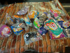 24 lot unopened Mcdonalds TY teenie beanie babies mel inch nook chip peanut chip