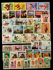 Upper Volta Stamps 42 All Different Lot 21420A