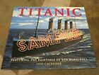 White Star Line RMS TITANIC 1994 KEN MARSCHALL CALENDAR 12 Fantastic Paintings!