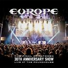 The Final Countdown 30th Anniversary Show - Live at the Roundhouse, Europe, Blu-