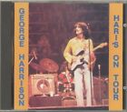 GEORGE HARRISON ~ HARI'S ON TOUR ~ LIVE FORT WORTH 2/22/74 ~ 1989 ITALY CD