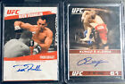 Rich Franklin Cards and Autographed Memorabilia Guide 9