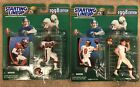 Kenner Starting Lineup San Francisco 49ers Rice Young 1998 Football