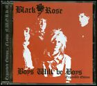 Black Rose Boys Will Be Boys (Expanded Edition) CD new