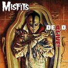 D E A.D. A L I V E!, Misfits, Audio CD, New, FREE & FAST Delivery