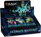 MTG Ultimate Masters Booster Box Factory Sealed WITH TOPPER!!