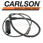 Carlson Front Disc Brake Pad Wear Sensor for 1993-1999 BMW 318is  - Service fx