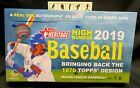 2019 TOPPS HERITAGE HIGH NUMBER BASEBALL Hobby Box, Guerrero Jr, Alonzo RCs