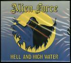 Alien Force ‎Hell And High Water CD new reissue slipcase