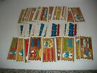 1982 Topps Smurf Supercards Trading Cards 16