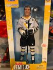 "Starting lineup 1998 Mario Lemieux 12"" fully poseable."
