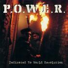 P.O.W.E.R. : Dedicated To World Revolution CD (1994) FREE Shipping, Save £s
