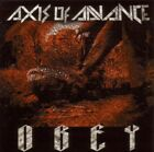 Axis Of Advance : Obey CD Value Guaranteed from eBay's biggest seller!