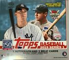 Topps Series 1 Baseball Hobby Jumbo Box Case Silver Packs 2019