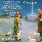 Greg X. Volz ‎– O' Holy Night (2007)  custom CD NEW ex-Petra vocalist rare