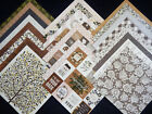 12x12 Scrapbook Paper Cardstock Heart Home Country Magnolia Farmhouse Family 24