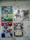Wes Welker Cards and Autographed Memorabilia Guide 25