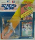 1992 DAVE HENDERSON Oakland Athletics A's final Starting Lineup