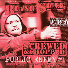 Beanie Sigel : Still Public Enemy #1 Screwed & Chopped 1 Disc CD