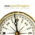 Find Your Own Way Home by REO Speedwagon (CD, Apr-2007, Mailboat Records) NEW