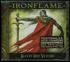 Ironflame Blood Red Victory CD new