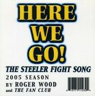 Roger Wood : Here We Go! the Steeler Fight 2005 Rock CD