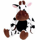 TY Beanie Baby - TIPSY the Cow (9 inch) - MWMTs Stuffed Animal Toy