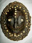 HISTORICAL AUTHENTIC EARLY 1900S SEPIK RIVER PAPUA NEW GUINEA NATIVE MASK