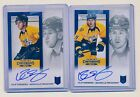2013-14 Panini Contenders Hockey Rookie Ticket Autograph Variations Guide 106
