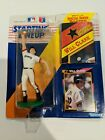 Will Clark 1992 starting lineup action figure player card and poster (SF Giants)