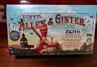 2016 Topps Allen and Ginter Factory Sealed Hobby Box