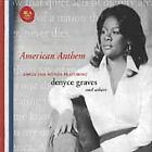 Denyce Graves : American Anthem Classical Artists 1 Disc CD