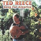 Ted Reece : Song for America Instrumental 1 Disc CD