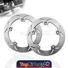 Brake Disc Rotor Set Front x2 For BMW R 850 C 98-01 98 99 00 01
