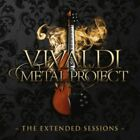 Vivaldi Metal Project - The Extended Session - ID3447z - CD - New