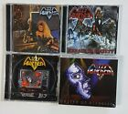 Lizzy Borden 4 CDS Love You To Pieces Menace Society Visual Lies Master Disguise