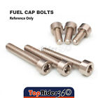 Billet Fuel Tank Cap Bolts For KTM 950 Adventure S All Years