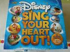 A 3 CD BOXED SET OF DISNEY SONGS. SING YOUR HEART OUT