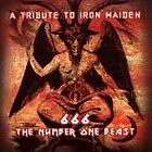 666: Number One Beast 1: Tribute to Iron Maiden : Vol. 1-666-Number of the