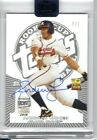 2018 Topps Archives Signature Series Active Player Edition Baseball Cards 25