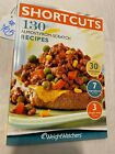 Weight Watchers Cookbook Short Cuts 130 Almost from Scratch Recipes Food Kitchen