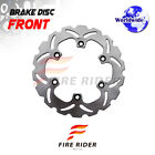 FRW 1x Front Brake Disc Rotor For KAWASAKI EL 252 96-03 96 97 98 99 00 01 02 03