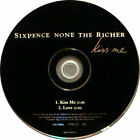 Sixpence None the Richer : Kiss Me  Sad But True CD