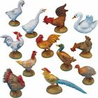 Barnyard Birds by FONTANINISet of 12 5 Scale Nativity Collection New in Box