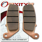 Front Sintered Brake Pads 2004-2009 Daelim Roadwin 125 Set Full Kit  Complet jk