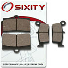 Front + Rear Ceramic Brake Pads 2007 ATK 450 Motard Set Full Kit  Complete rf