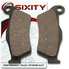 Rear Organic Brake Pads 2009 Gas Gas Wild HP 515 Set Full Kit  Complete xg