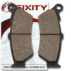 Rear Ceramic Brake Pads 2002-2003 Moto Guzzi California Stone Metal Set Full wo