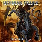 Herman Frank - The Devil Rides Out - ID72z - CD - New