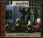 The Mentors You Axed For It CD new Gardy Loo El Duce High Vaultage